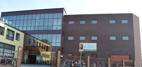 Het nieuwe gebouw van stichting as-Soennah
